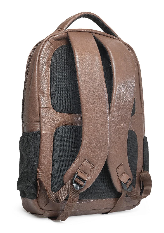 Packenger Kjaran Rucksack Sportsbag Unisex aus feinem Nappaleder