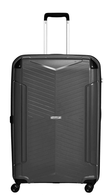 Koffer aus widerstandsfähigem Polypropylen – Besonders geeignet für Vielflieger
