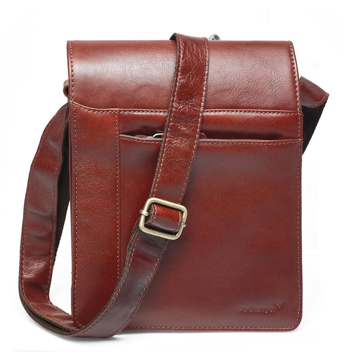 IPad - Tasche Olaf aus Vollrindleder von Packenger